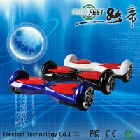 Hand Free Self Balancing Electric Scooter , 44000mAh Samsung Battery Hoverboard Manufactures