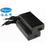 Black PC Desktop Power Adapter , 12V 12A 144W LCD Power Adapters Manufactures