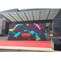 SMD2525 Waterpoof Outdoor Stage LED Video WallRentalWith Vivid Visuals / Images Manufactures