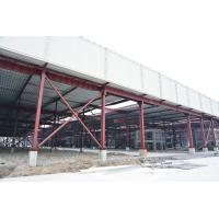 Red Metal Garage Buildings Manufactures