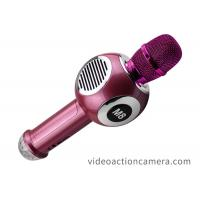 Dual Speaker M8 Karaoke Ipad Microphone With Iphone Android System Manufactures
