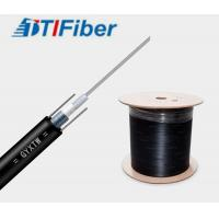 GYXTW Single Mode Fiber Optic Cable Loose Tube Central Bundled Optical Fibra Manufactures