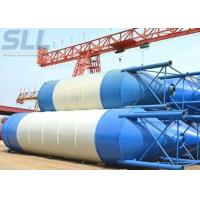 cement industry Weight 3-10T 1000 ton cement silo for sale Manufactures