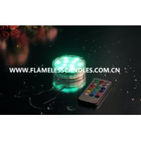 China Waterproof LED Tea Lights Candle  / LED Submersible Tealight  for Wedding Decoration Lighting on sale