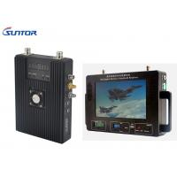Buy cheap Ruggedized Soldier Manpack Wireless HD Video Transmitter 300-900MHz Military Grade from wholesalers