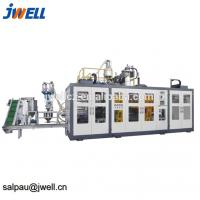 China Up Blowing Structure Plastic Blow Moulding Machine Continuous Type Die Head on sale