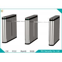 Instusion Alarm Reset Automatically Drop Arm Turnstile Remote Control By PC Manufactures
