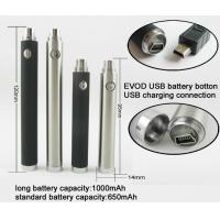 China Best Sell Variable Voltage EGO Thread Evod Pass Through USB Battery on sale