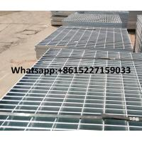 Hot dipped galvanized steel grating Manufactures