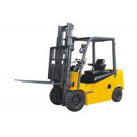 Low Noise Gas Operated Forklifts , Gas Powered Forklift 16km / H Travel Speed Manufactures