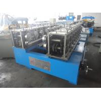 Standing Seam Roof Panel Roll Forming Machine Container Fix Type PPGI PPGL 320-400 Mpa Manufactures