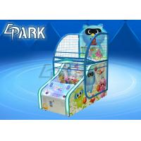 Indoor Arcade Basketball Game Machine Coin Operated For Supermarket 	 51KG Manufactures