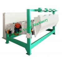 Stable Performance Grain Cleaning Machine Brown Rice Circular Vibrating Cleaning Screen Manufactures