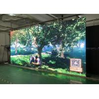 China P3 Rental Led Display / Super Slim Led Screen Hire 192mmx 192mm Module dimension on sale