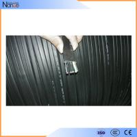 Rubber Sheathed Flat Crane Cable For Mechanical Equipment , 6 x 16 Manufactures