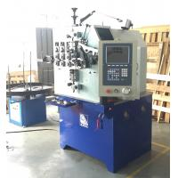 5.5kw High Power CNC Spring Coiling Machine, High Speed Spring Wire Machine Manufactures