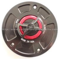 Quality Aluminum Custom Gas Caps For Motorcycles for sale