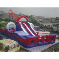 Quality Inflatable Castle Large Inflatable Bounce Castle Bouncing castles Inflatable obstalce course for sale