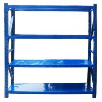 China Rust Resistance Steel Longspan Racking Quick Assembly For Motorcycle Parts / Auto Accessories on sale