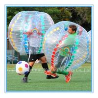 Transparent Body Zorb Ball, Inflatable Bumper Ball for kiddies(CY-M2725) Manufactures