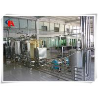 China Compact Structure Industrial Water Purification System Food Grade Materials on sale