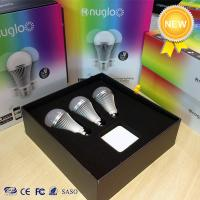 Remote Control 7.5W Wifi RGB Energy Smart LED Light Bulbs For Bar Decorative Manufactures
