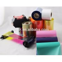 Thermal label printer use barcode thermal transfer ribbon for zebra sato tsc argox printer Manufactures