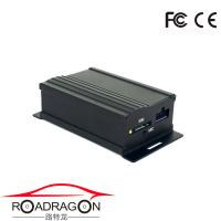 Quad Band Automotive GPS Tracker , Cell Phone Tracker Systems Manufactures