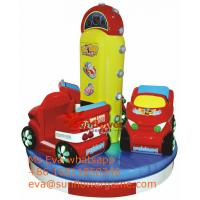 Best Europe Family Entertainment  Center Distributors Very good Price High quality Car Carousel For Sale 3Players Manufactures