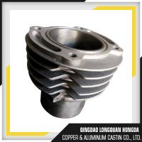 Quality High Precision Aluminum Auto Parts Gravity Die Casting Products ISO 9001 Approved for sale