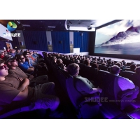 Specific Effects 3d Cartoon Movie, 3d Cinema System Equipment Manufactures