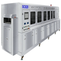factory direct supply Full Automatic PCB Cleaner SMT Cleaning Machine for IGBT PCBA Cleaner Application PCB/SMT Industry Manufactures