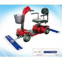 Quality HY101 Electric Driving Dust Push Cart / Conference Room Equipment Room Service Furniture for sale