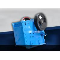 High safety factor PE200 × 350 Jaw Crusher for cobblestone crushing machine Manufactures