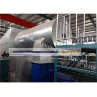 Quality High Speed Paper Pulp Molding Machine , Egg Tray Making Machine Rotary Type for sale