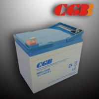 Rechargeable High Rate Discharge Battery HR12135W 12V33AH For UPS EPS Application Manufactures