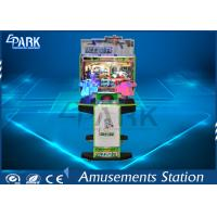 Indoor Electronic Video Game Shooting Arcade Machines With 42 Inch Screen Manufactures