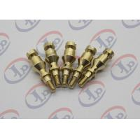 Medical Instruments Precision Machining Services M3 External Thread Copper Slotted Bolts Manufactures