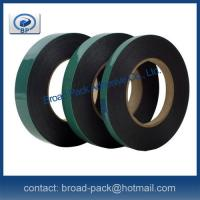 Green release liner Double Sided PE adhesive foam tape Manufactures
