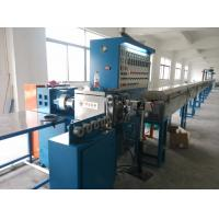 Single Screw Electric Driven Wire Manufacturing Machine For Silicone Cable Making Manufactures