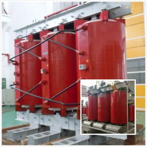Pollution Free New Energy Transformer 6.6 KV - 30 KVA Step Up Transformer Manufactures