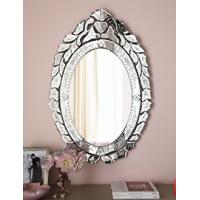 Quality Living Room Venetian Style Mirrors , Wall Mounted Venetian Vanity Mirror for sale