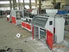 Plastic PVC Small Profile Extrusion Line Machine (SJSZ) Manufactures