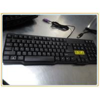 High quality Cleanroom ESD Computer Keyboard with Wire Manufactures