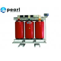 Quality 11kV - 1600kVA , Cast Resin , Dry Type Transformer , Air Cooling Fan for sale
