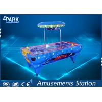 Indoor Video Arcade Game Machines Air Hockey Table Space Design Manufactures