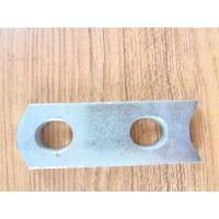 Rust Resistant Concrete Lifting Inserts 7.5T Precast Construction Fittings Manufactures