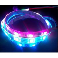 WS2811 IC led digital strip 32leds/m 5m/reel Manufactures