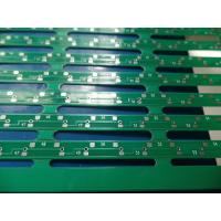 China 0.6mm Double Sided PCB Board Assembly Long Strip Copper Clad Circuit Board on sale