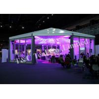 New Design Trade Show Tents Waterproof Clear Span 5M 10M 15M Ridge Height Manufactures